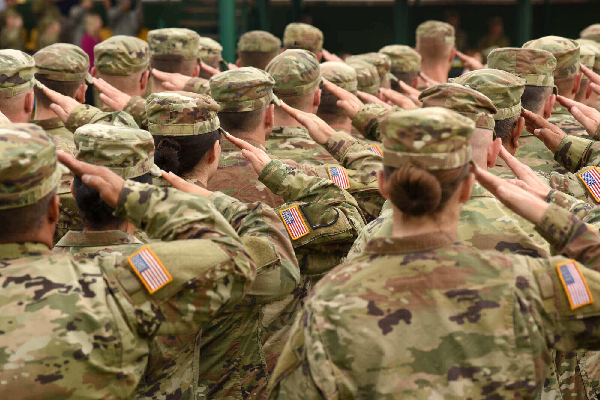Доходы военных в Украине
