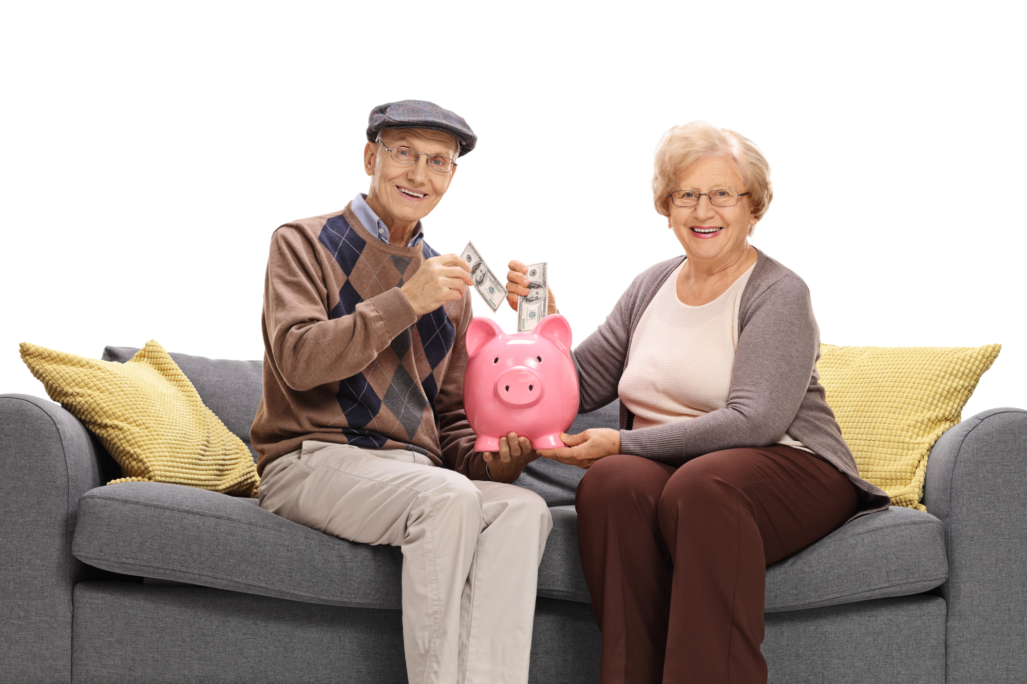 Кредиты пенсионерам до 65 лет в Украине