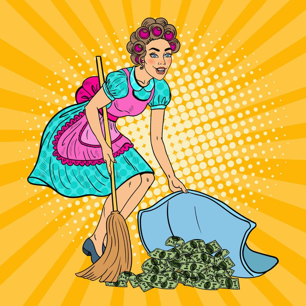 способы заработать деньги домохозяйкам